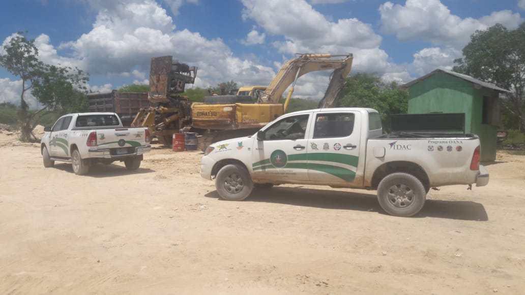 Cierran 234 minas que operaban de manera ilegal