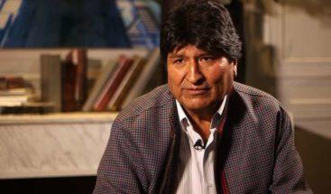 Morales puede volver a Bolivia pero podría ser procesado, dice el Gobierno