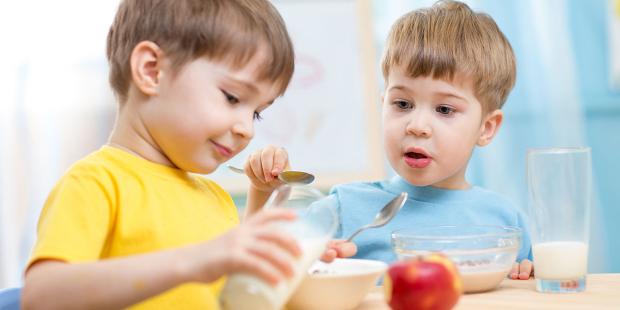 ¿Estamos alimentando bien a nuestros hijos?