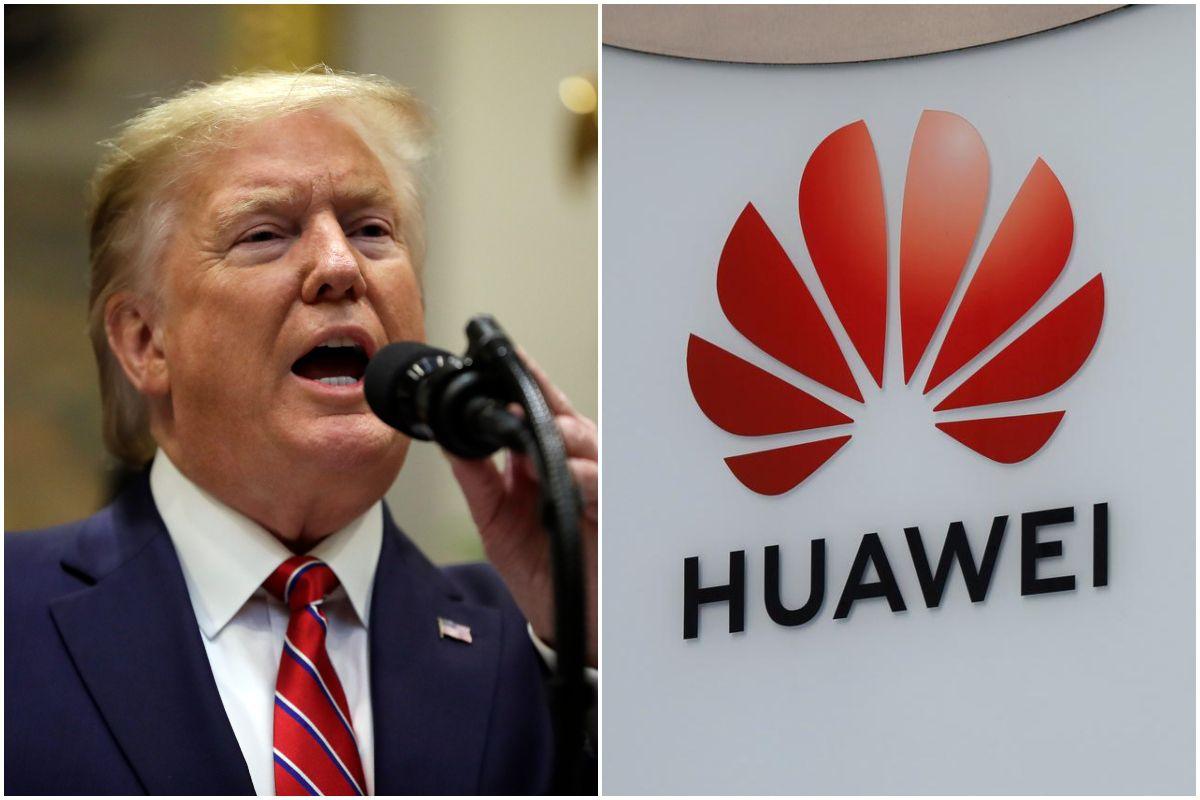 Trump se prepara para prorrogar de nuevo su moratoria a Huawei