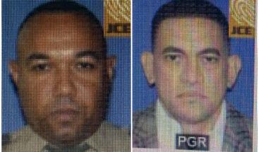 Autoridades activan persecución de dos exoficiales vinculados a red de narcotráfico