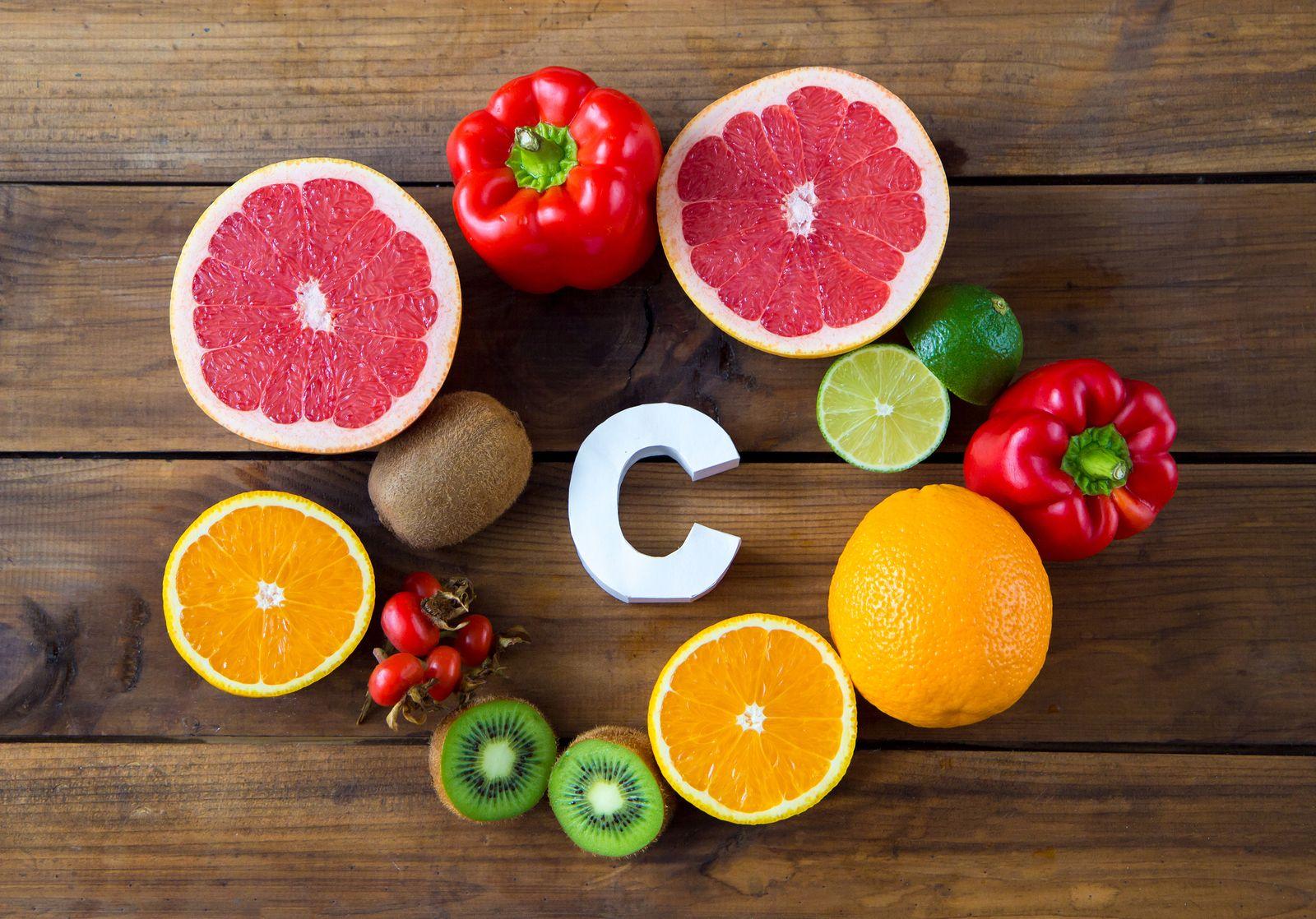 La vitamina C y sus