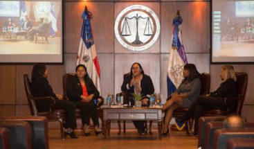 Poder Judicial presenta guía de buenas prácticas para el manejo de casos de violencia para jueces