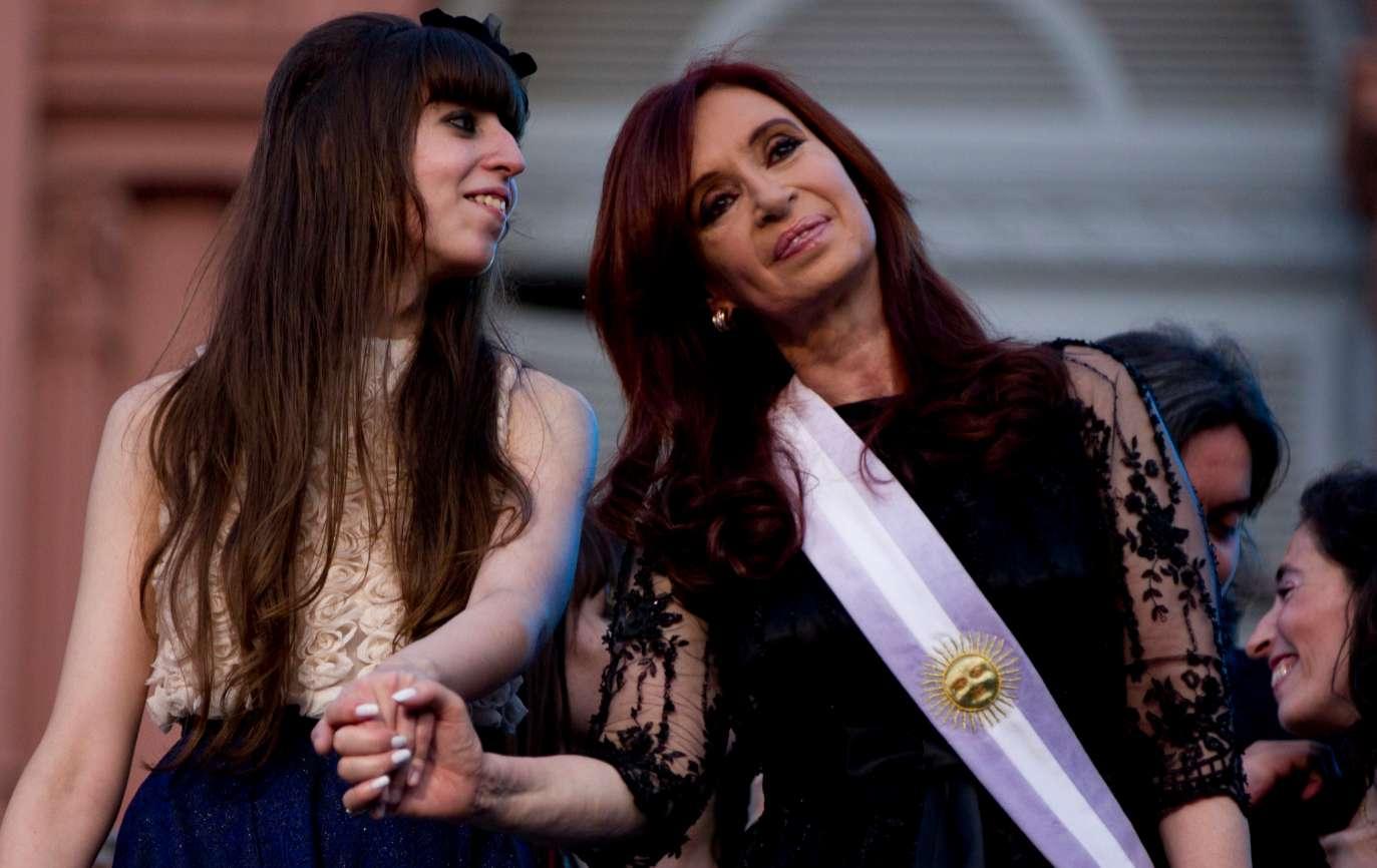 Cristina Fernández pide quedarse cinco días más de visita a su hija en Cuba