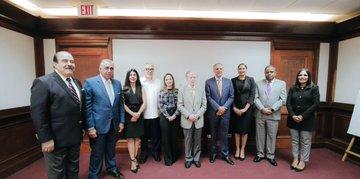 Juramentan Comité Organizador Clasificatorio NORCECA Tokio 2020