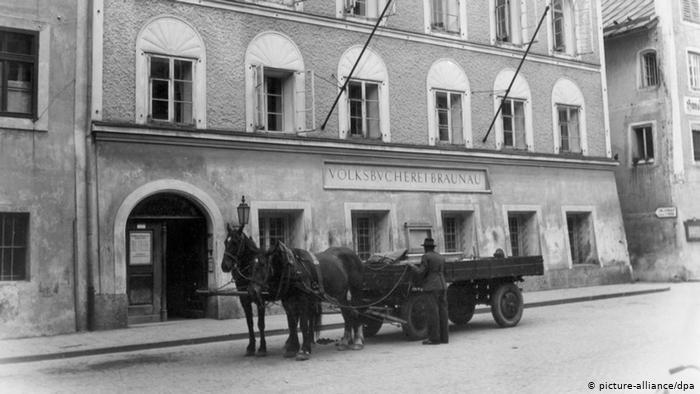 La casa de Hitler será demolida; albergará un cuartel de la policía austríaca