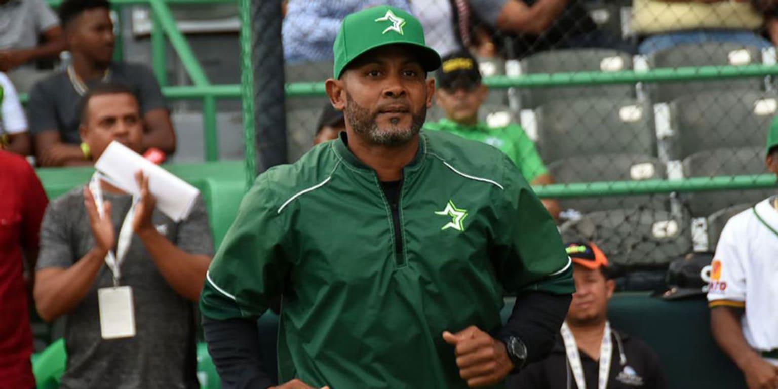 Estrellas Orientales sustituyen a su dirigente Fernando Tatis