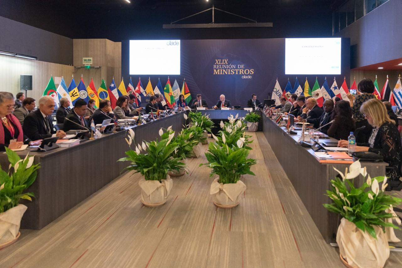 República Dominicana asume la presidencia de OLADE