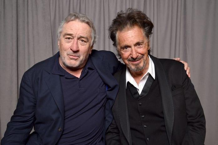 De Niro y Pacino, hielo y fuego en