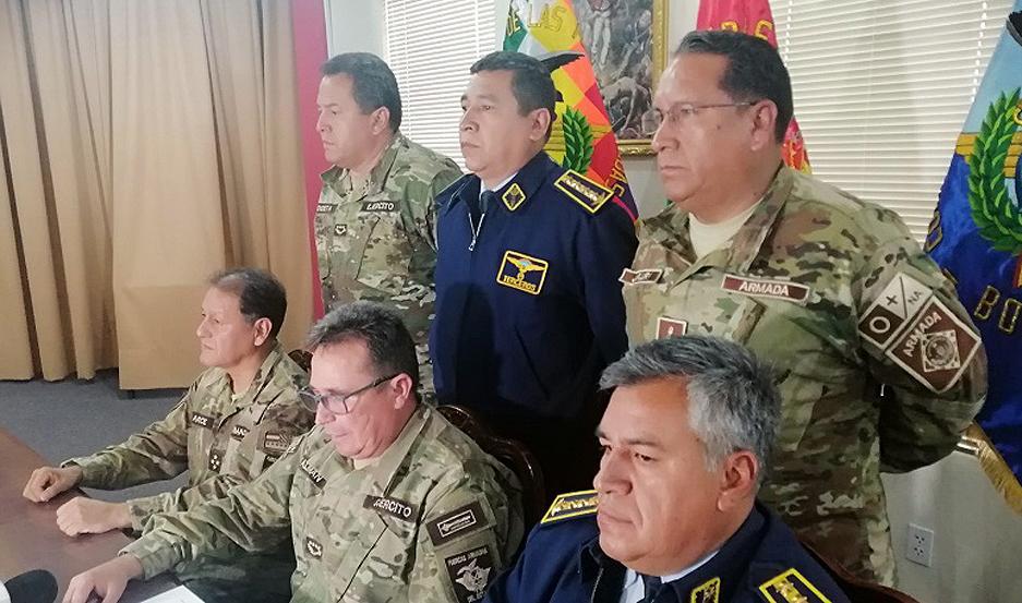 ¿Qué planean las Fuerzas Armadas de Bolivia tras renuncia de Evo Morales?
