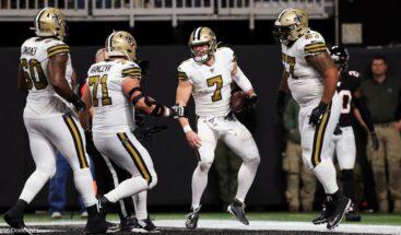 Saints, primeros clasificados a playoffs; Bills dejan en crisis a Cowboys
