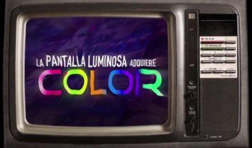 Color Visión, la historia de la televisión dominicana, cumple 50 años