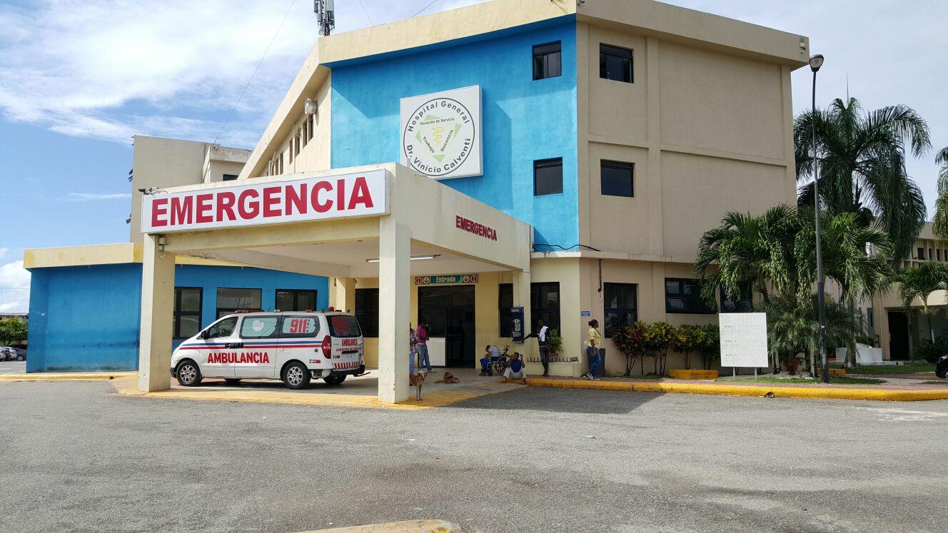 Colegio Médico paraliza por 24 horas las labores en el Hospital Vinicio Calventti