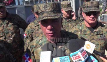 Mantienen militarizada frontera por disturbios en Haití