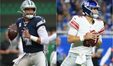 NFL: Cowboys acaban líderes al término de la novena semana