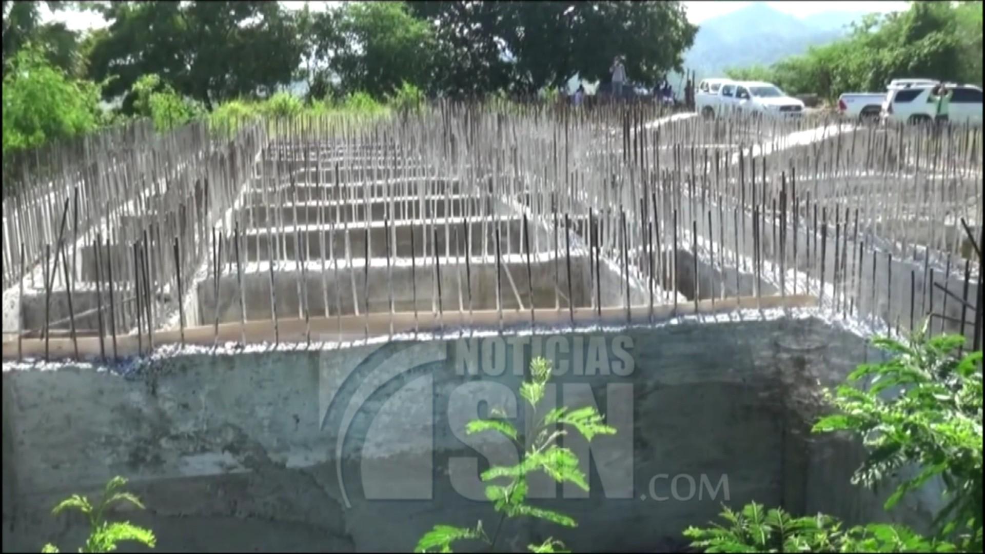 Tras reportaje de SIN, reinician trabajos de planta de tratamiento en el municipio Partido en Dajabón