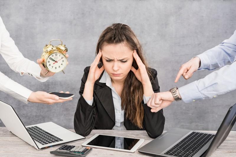 El estrés ambiental afecta negativamente a las mujeres