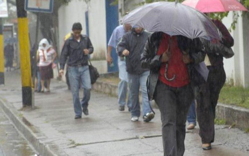 Onamet prevé lluvias dispersas hacia algunas provincias del país