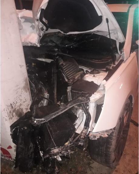 Dos muertos y dos heridos deja accidente de tránsito en Montecristi