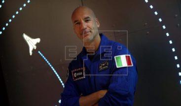 Astronautas completan primeras tareas en instrumento que busca materia oscura