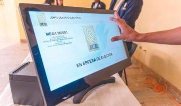JCE convoca a técnicos electorales a reunión sobre auditoría forense al voto automatizado