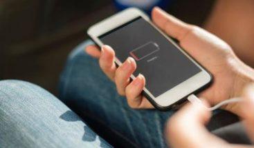 Estudio revela la carga del celular condiciona el estado de ánimo de la persona