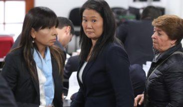 Magistrado que votó por excarcelación de Keiko Fujimori es vinculado al caso