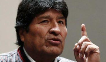 Partido de Evo Morales pone de ejemplo las elecciones dominicana