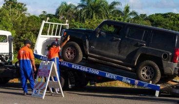 Programa de Protección y Asistencia Vial de Obras Públicas llega a 2 millones de asistencias