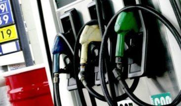 Precios de los combustibles se mantienen invariables para la semana entrante