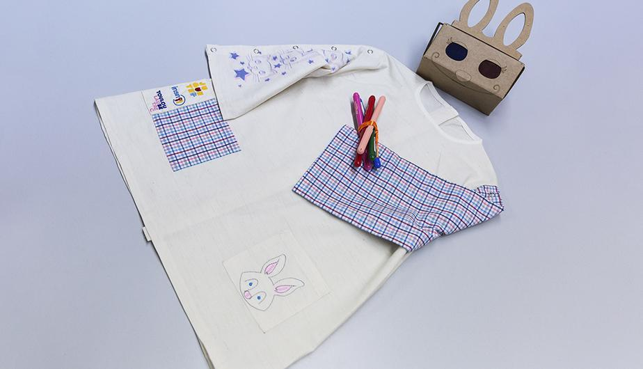 Un pijama para regenerar la piel de los niños quemados