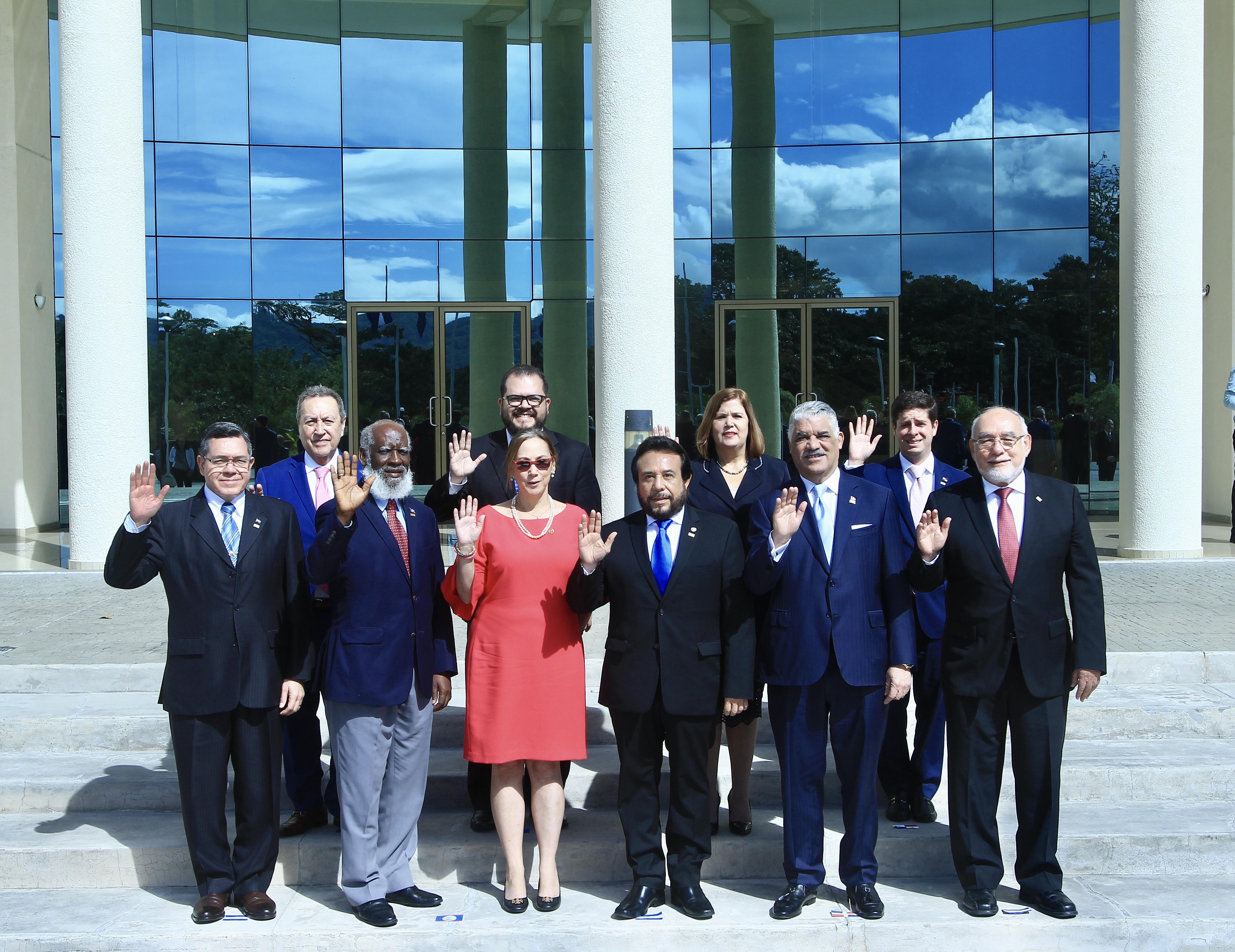 Miguel Vargas exhorta a miembros del SICA cuidar paz y evitar retroceso en región