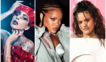 Arranca 2020 a la espera de Lady Gaga, Rihanna, Pearl Jam y Rosalía