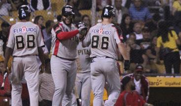 Leones y Tigres a un paso de clasificación en liga dominicana