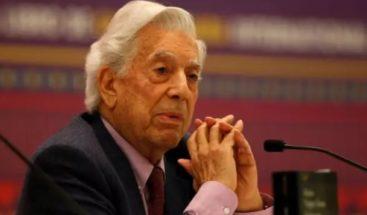 Vargas Llosa dice que triunfo de Fernández fue una