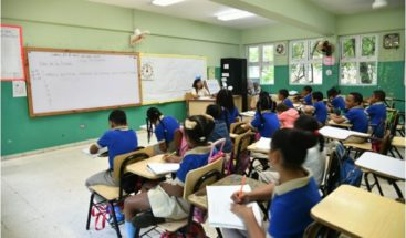 Educación presentará propuesta al CNE para que todos los estudiantes sean promovidos