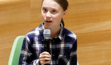 Greta Thunberg abandona Lisboa en tren rumbo a Madrid