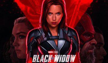 Marvel sorprende con impresionante primer Trailer de Black Widow
