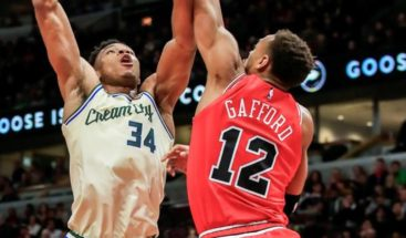 Antetokounmpo, más MVP que nunca; Jazz, dominan; Heat, derrota sorpresa
