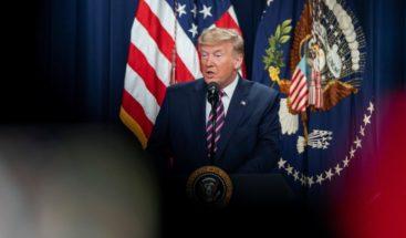 Día histórico: la Cámara Baja vota hoy en pleno la acusación contra Trump