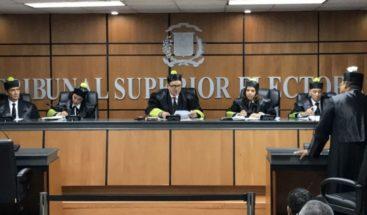 TSE afirma ha dictado sentencia a 58% de casos municipales recibidos