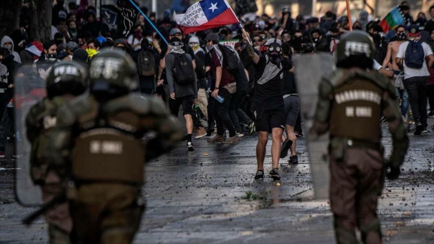 ONU: Policía chile no siempre diferenció manifestantes pacíficos de violentos
