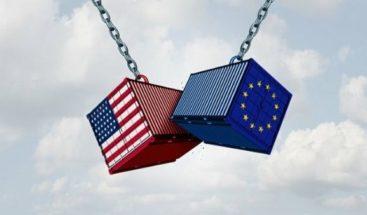La UE coordina con Francia la respuesta al anuncio de aranceles de EEUU