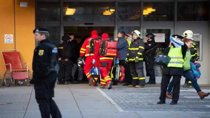 Seis víctimas mortales en un tiroteo en un hospital checo