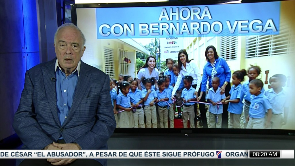 """Bernardo: """"Que agria nos salió la """"PISA"""", el examen realizado a los estudiantes dominicanos"""""""