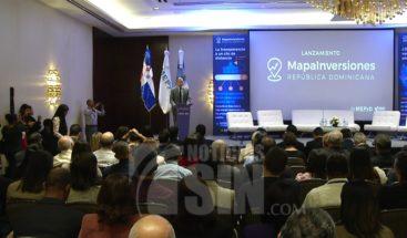 Ministerio de Economía y el BID ponen a funcionar la plataforma digital MapaInversiones.