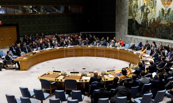 El Consejo de Seguridad de la ONU se reunirá con Trump este jueves
