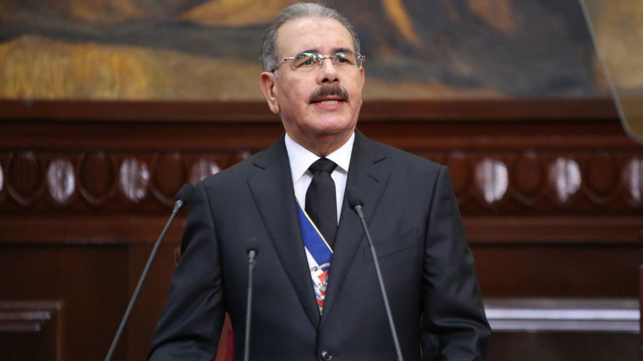 Presidente Medina declara el 2020 como Año de la Consolidación de la Seguridad Alimentaria