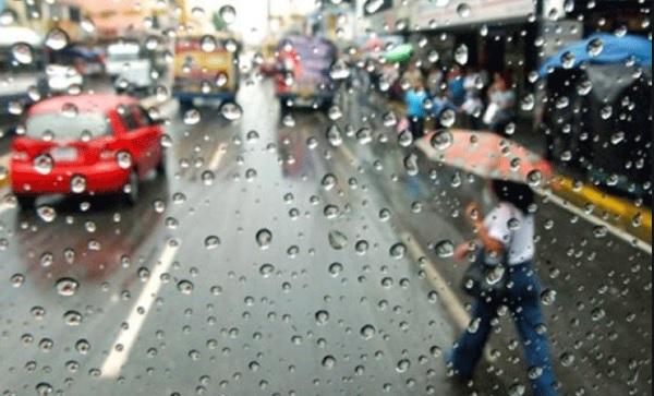 Onamet: Habrá aguaceros por vaguada; temperaturas agradables