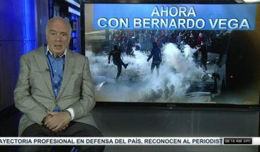 """Bernardo Vega: """"El válium nuestro de cada día"""""""